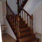 лестницы из дерева, изготовление, монтаж для дома и дачи